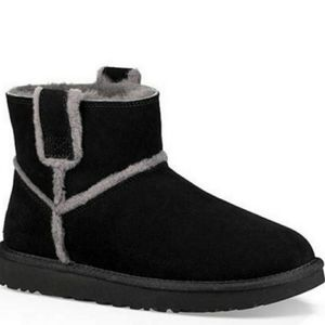 UGG Classic Mini Spill Seam Boot 11